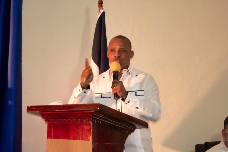 Alcalde Jesús Jerez ofrece rendición de cuenta primer año de su gestión en alcaldía.